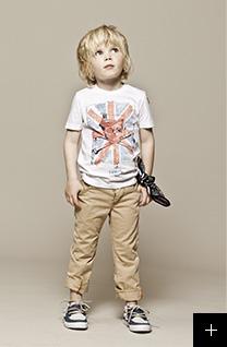 tee-shirt union jack