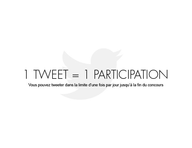 Jeu concours IKKS Twitter