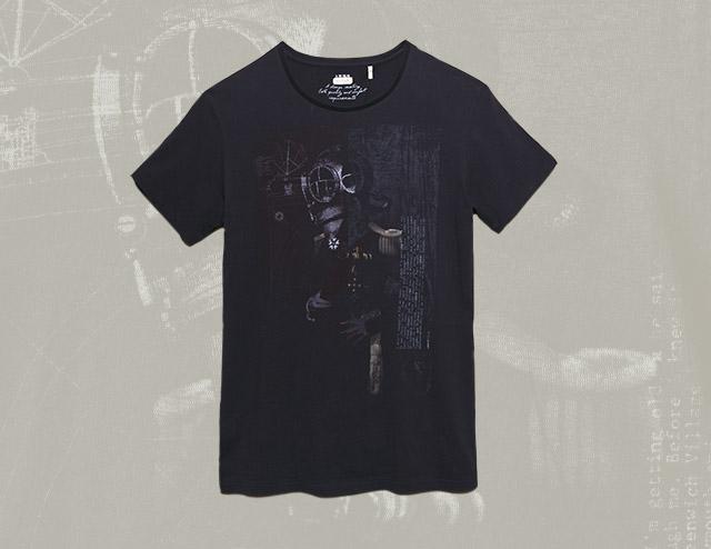 tee-shirt homme imprimé