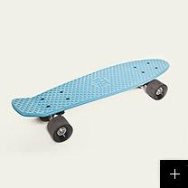Skate bleu IKKS