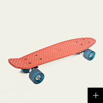 Skate rouge IKKS