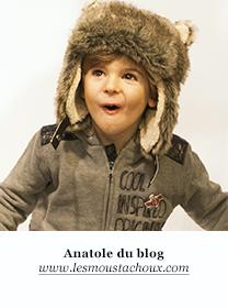Anatole du blog les moustachoux