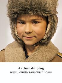 Arthur du blog Emilie sans chichi