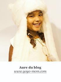 Aure du blog Yoyo Mum