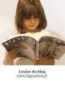 Louise du blog by paulette