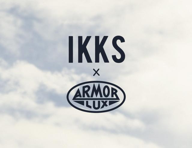 IKKS x Armor Lux