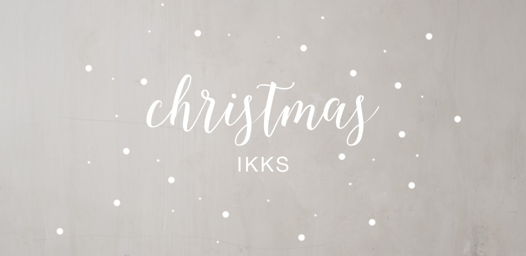 Engagements de noël IKKS