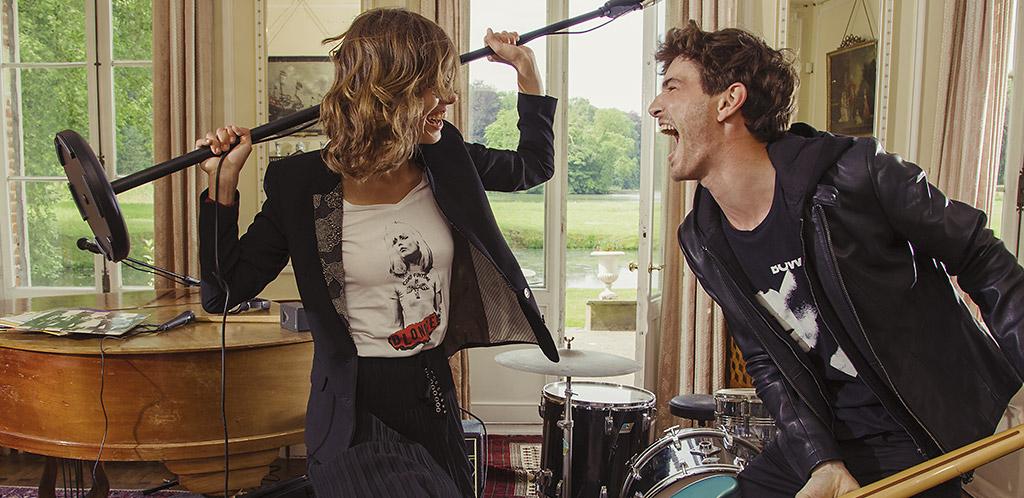 Tee-shirt homme et femme